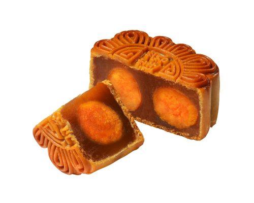 Tai Thong Lotus Double Yolk Mooncake