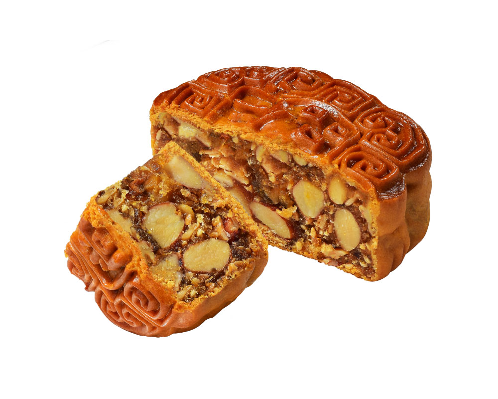 Tai Thong Assorted Fruits and Nuts Mooncake