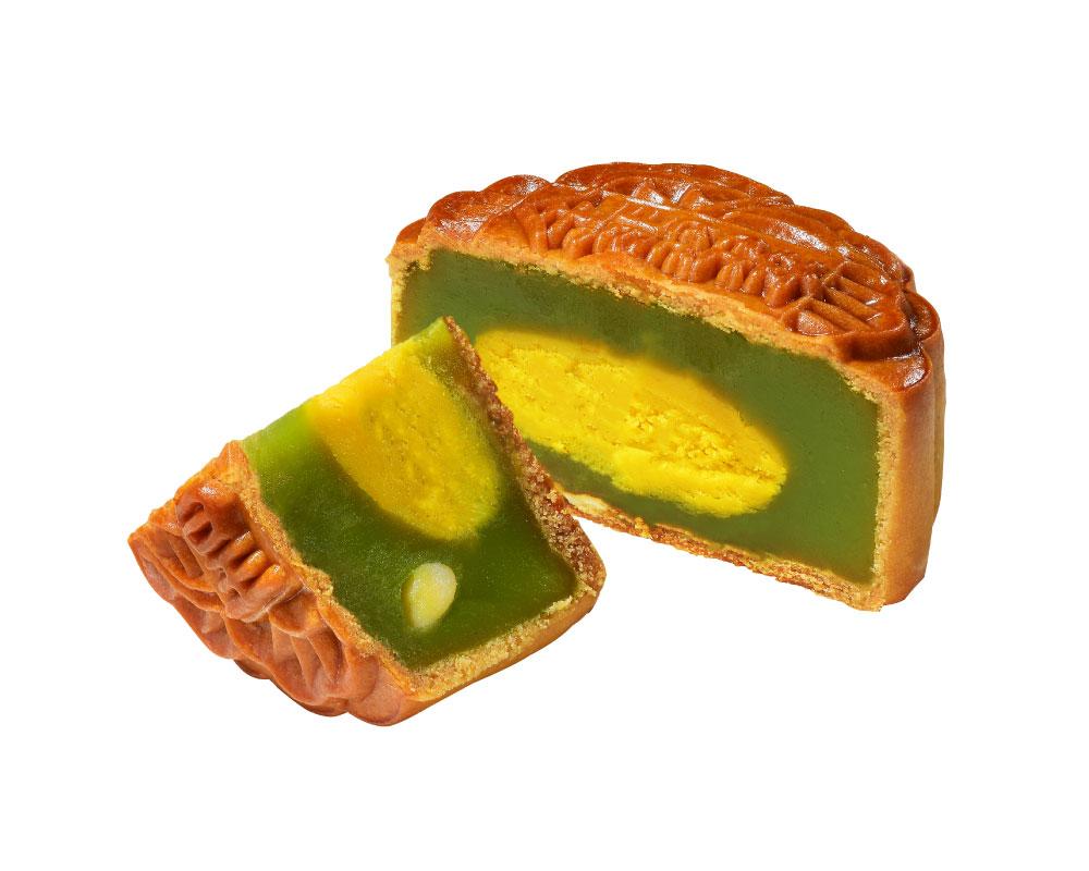 Tai Thong Jade Custard Mooncake