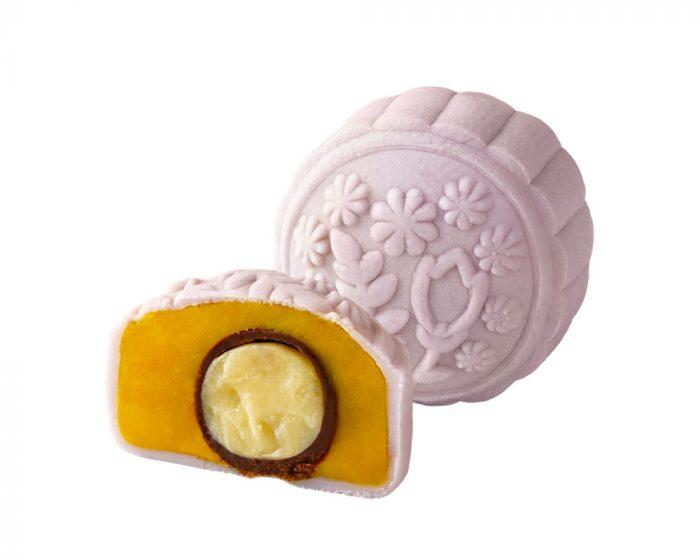 Tai Thong Snow Skin Dark Chocolate Truffle Durian Mooncake