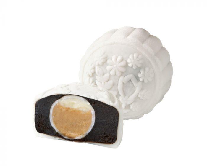 Tai Thong Snow Skin White Chocolate Truffle Peanut Mooncake