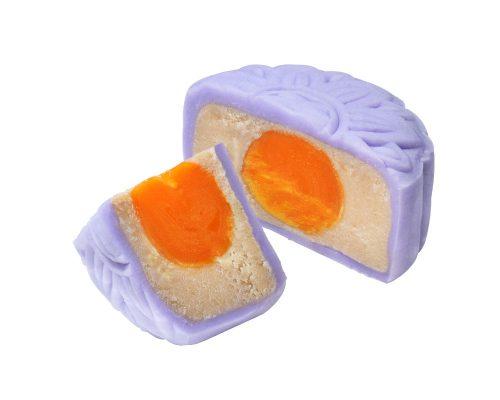 Tai Thong Snow Skin Yam Single Yolk Mooncake